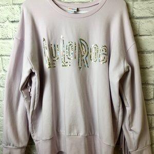 LuLaRoe supply sweatshirt